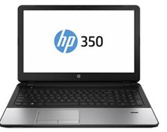 Bild zu HP 350 (15,6 Zoll) Notebook (Intel core i5 4200U, 1,6GHz, 4GB RAM, 750GB HDD, DOS) für 309€