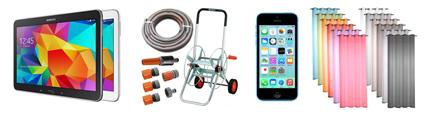 Bild zu Die restlichen eBay WOW Angebote in der Übersicht, z.B. Apple iPhone 5c (8 GB, blau) für 289€