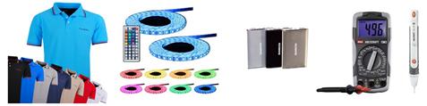 Bild zu Die restlichen eBay WOW Angebote in der Übersicht, z.B. Digital-Multimeter DT-TEST-KIT 150 inkl. Spannungsprüfer für 20€