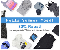 Bild zu Bench: 30% Rabatt auf ausgewählte Shirts und Kleider