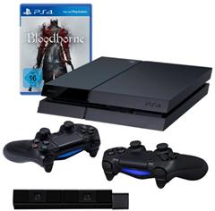 Bild zu PlayStation 4 + 2. Controller + PS4 Kamera + Bloodborne für 399€