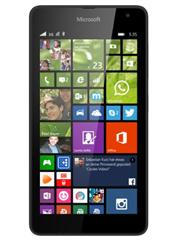 Bild zu Microsoft Lumia 535 Smartphone (12,7 cm (5 Zoll) Display, Quad-Core Snapdragon 200 Prozessor, 1,2GHz, 5 Megapixel Kamera, Single-SIM, Win 8.1) für 79€
