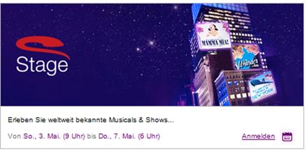Bild zu Ab Sonntag: Stage Entertainment Shows & Musicals reduziert