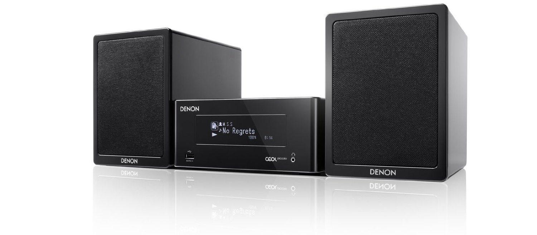 Bild zu Netzwerk Hifi System Denon Ceol Picollo N4 für 259€ inkl. Versand