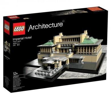Bild zu [Ausverkauft] Lego Architecture Imperial Hotel (21017) für 77,59€ inkl. Versand