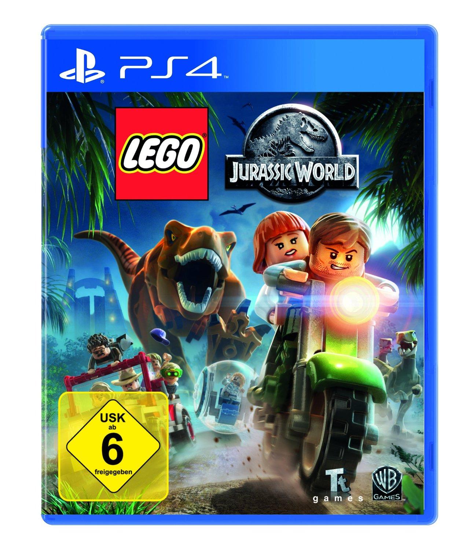 Bild zu Lego Jurassic World [PS4] für 38,69€ inklusive Versand