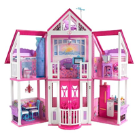 Bild zu Barbie Traumhaus von Mattel ab 62,99€ inkl. Versand