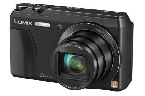 Bild zu Kompaktkamera Panasonic Lumix DMC-TZ 56 schon ab 149€