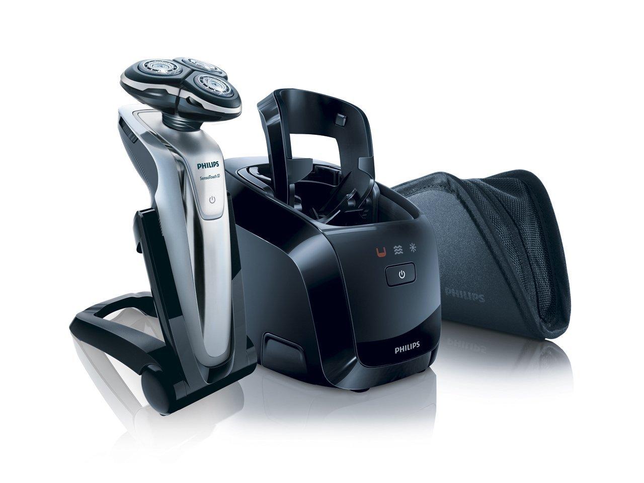 Bild zu Nass- und Trockenrasierer Philips RQ1260 Senso Touch 3D für 111,90€ inkl. Versand