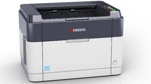Bild zu S/W-Laserdrucker Kyocera FS-1061DN für 89€ inkl. Versand