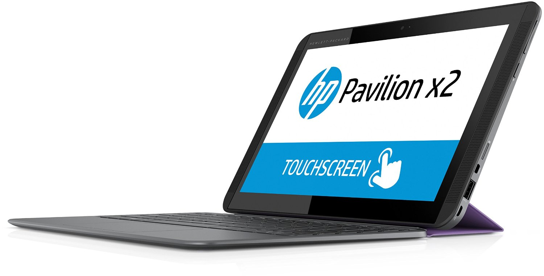 Bild zu 10,1 Zoll Touch-Notebook HP Pavilion 10 x2 10-k001ng für 253,99€ inkl. Versand