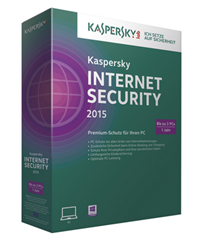Bild zu Kaspersky Internet Security 2015 (3 User) (1 Jahr) (DE) (Win) (Box) für 29,99€