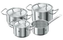 Bild zu Zwilling Twin Classic Kochgeschirrset, 4-tlg. (Sigma Classic Material, induktionsgeeignet) für 99,95€