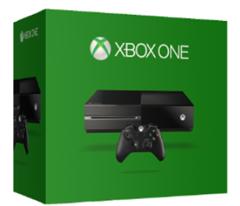 Bild zu Xbox One Konsole (500GB) + Forza Motorsport 5 für 293,98€