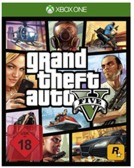 Bild zu GTA 5 – Grand Theft Auto V – Xbox One für 23,99€ (Selbstabholer 19€)