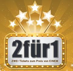 Bild zu UCI: zwei Tickets zum Preis von Einem (bis 4. August)