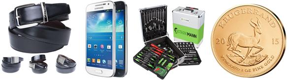 Bild zu Die restlichen eBay WOW Angebote am heutigen Freitag, so z.B. Samsung S4 Mini Smartphone für 169€