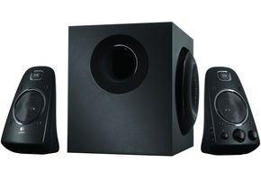 Bild zu 2.1 Lautsprechersystem Logitech Z623 für 90,99€ inkl. Versand