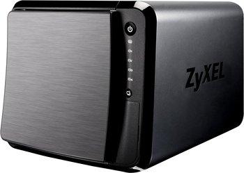 Bild zu 4-Bay NAS Gehäuse ZyXEL NAS540 für 149€ inkl. Versand