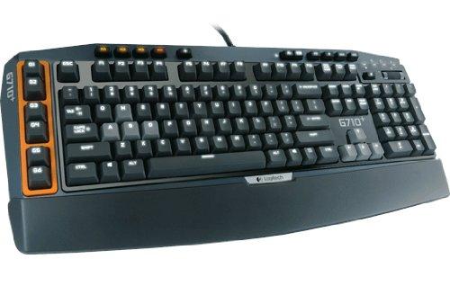 Bild zu Gaming Tastatur Logitech G710+ Mechanical für 77€ inkl. Versand