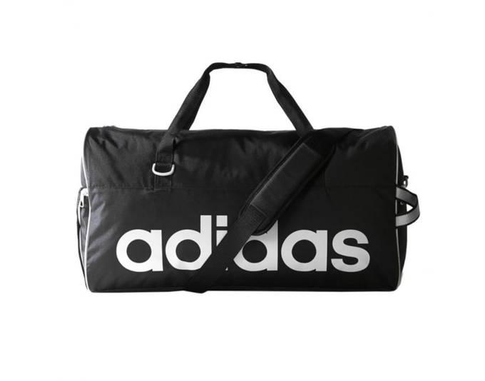 Bild zu Adidas Linear Performance Teambag M (Schwarz) für 12,99€ inkl. Versand