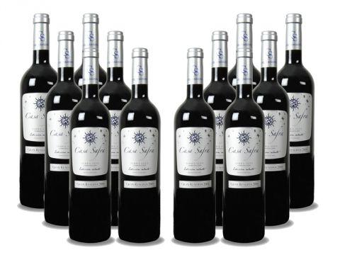Bild zu Weinvorteil: 12 Flaschen Casa Safra Edición Celeste Terra Alta Gran Reserva DO 2009 für 66,38€ inkl. Versand