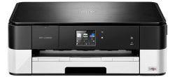 Bild zu ab 9Uhr: Tintenstrahl Multifunktionsdrucker Brother DCP-J4120DW für 79€ inkl. Versand