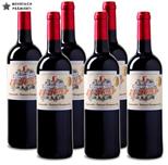Bild zu Weinvorteil: 6 Flaschen Casa del Valle – 'El Tidón' Tempr.-Cabernet – VdT Castilla für 14,94€