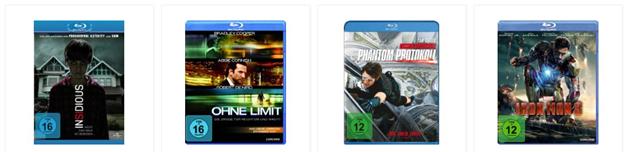 Bild zu Amazon: 10 Blu-rays für 50€ (knapp 100 stehen zur Auswahl)