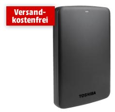 Bild zu Toshiba Canvio Basics externe Festplatte 1 TB für 45€