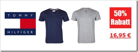 Bild zu Zengoes: Tommy Hilfiger T-Shirts für je 16,95€ zzgl. eventuell 3,95€ Versand