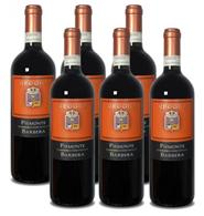Bild zu Weinvorteil: 6 Flaschen Reggio – Barbera – Piëmonte DOC für 26,50€