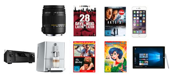 Bild zu Saturn Super Sunday Angebote, z.B. 28 Days Later + 28 Weeks Later DVD