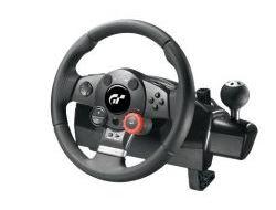 Bild zu [ab 9Uhr] Logitech Driving Force GT Lenkrad für 99€ inkl. Versand