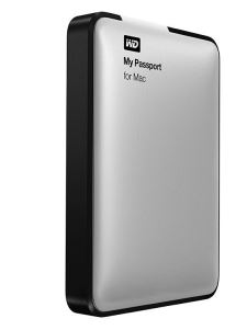 Bild zu 2TB 2,5 Zoll Festplatte Western Digital My Passport for Mac (USB 3.0) für 88€ inkl. Versand