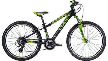 Bild zu Mountainbike Cube Kids 240 Black'n'Green für 218,95€ inkl. Versand