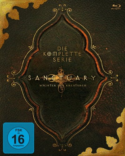 Bild zu Sanctuary – Die komplette Serie [Blu-ray] für 44,97€ inkl. Versand