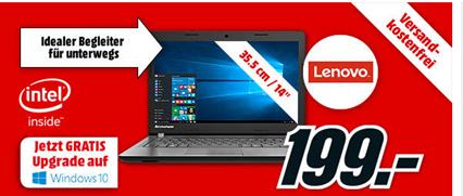 Media Markt Laptop 199 Euro O2 Partner