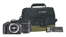 Bild zu CANON EOS 1200D mit Objektiv EF-S 18-55 DC III + 8GB Speicherkarte + Tasche für 303,99€