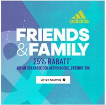 Bild zu [Top] adidas specialty sports: nur am Dienstag 25% Extra Rabatt auf alle Artikel