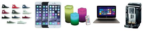 Bild zu Die restlichen eBay WOW Angebote in der Übersicht, z.B. [Generalüberholt] Apple iPhone 6 (128GB) für je 599€