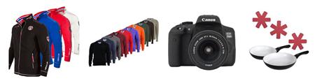 Bild zu Die restlichen eBay WOW Angebote in der Übersicht, z.B. Canon EOS 750D + 18-55mm IS STM für 599€