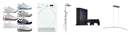 Bild zu Die restlichen eBay WOW Angebote in der Übersicht, z.B. Hoover VTC 770 NBT Wäschetrockner für 249,99€