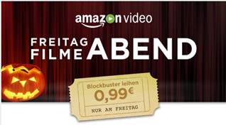 Bild zu Freitag Filme Abend bei Amazon: 10 Filme für je 99 Cent leihen