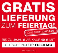 Bild zu XXXL Möbelhäuser Onlineshop: Gratis Versand ab 40€ oder 50€ Rabatt ab 150€ Bestellwert