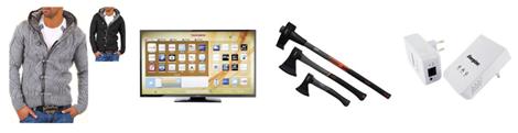 """Bild zu Die restlichen eBay WOW Angebote in der Übersicht, z.B. Telefunken D49F283N3C 49"""" Full HD-TV für 359€"""