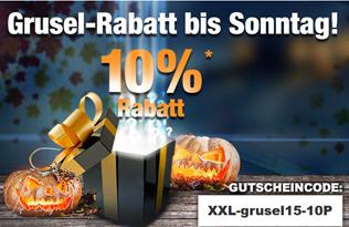 Bild zu GartenXXL: nur dieses Wochenende 10% Rabatt auf das gesamte Sortiment