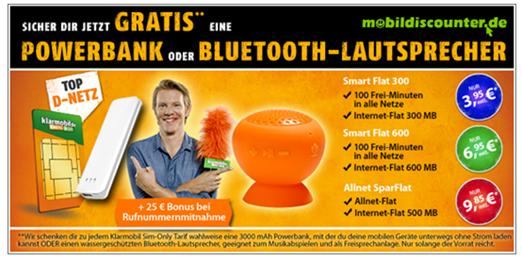 Bild zu [geht noch] Tarife im Telekom-Netz inkl. Freiminuten und Internetflat sowie gratis Zugabe ab 3,95€ pro Monat
