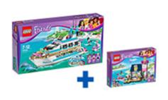 Bild zu Lego Friends 41015 Yacht + Lego Friends 41094 Heartlake Leuchtturm für nur 69,98€