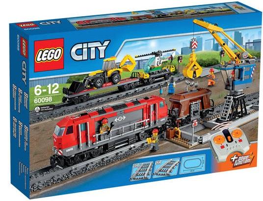 Bild zu Lego City Schwerlastzug (60098) für 108,75€